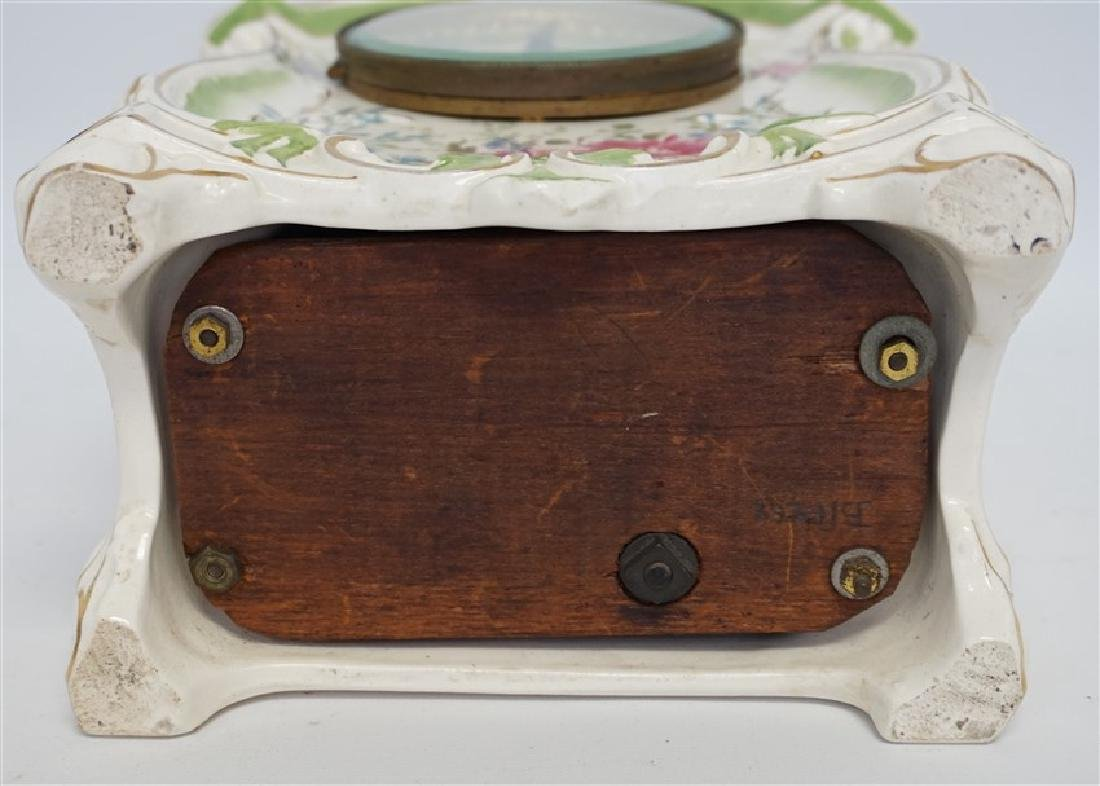 ANSONIA ROYAL BONN LA RODA CLOCK - 10