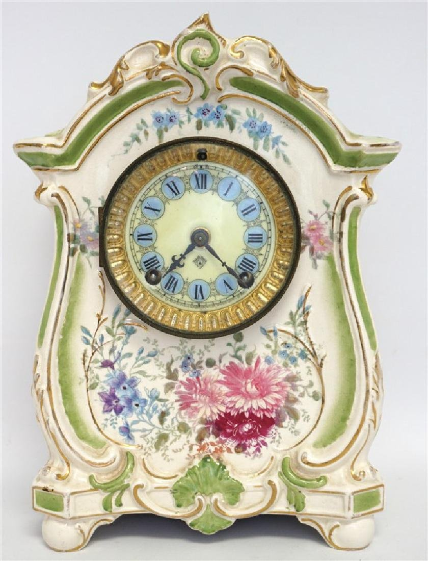 ANSONIA ROYAL BONN LA RODA CLOCK