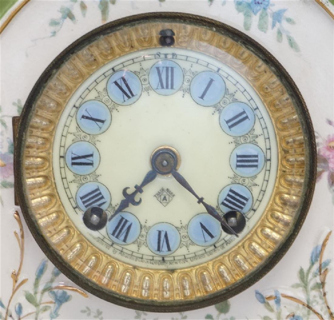 ANSONIA ROYAL BONN LA RODA CLOCK - 2