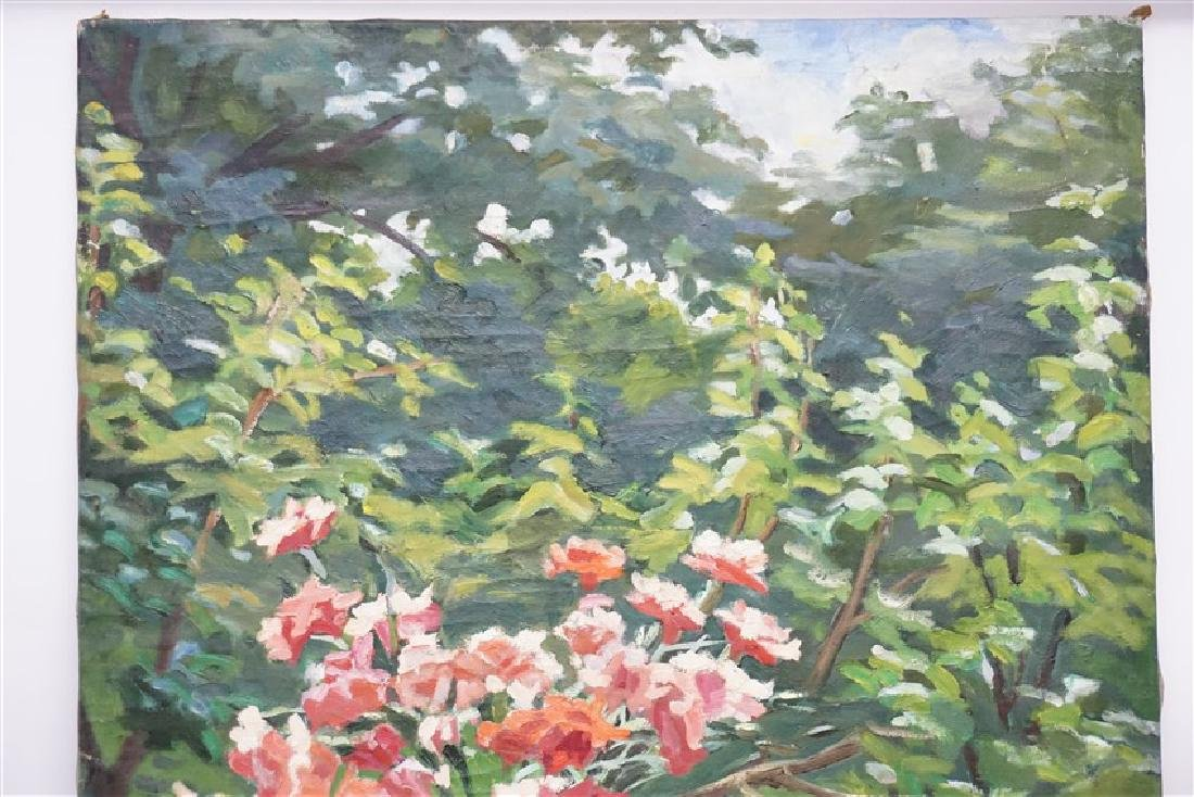GASPAR ANNI FELEKINE (1902-1992) OIL STILL LIFE - 3