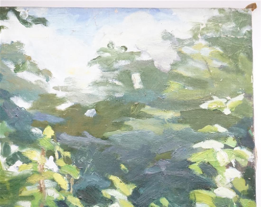 GASPAR ANNI FELEKINE (1902-1992) OIL STILL LIFE - 6