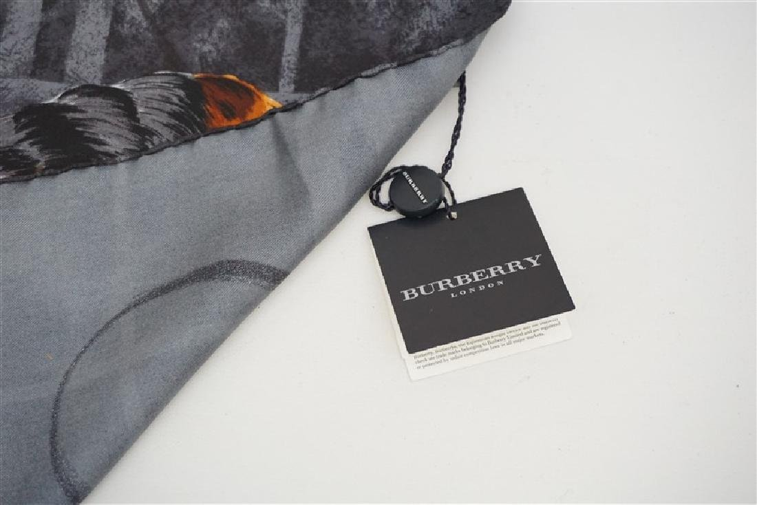 BURBERRY & PUCCI SILK & CASHMERE SCARVES - 5