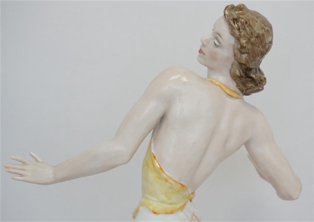 ROSENTHAL LARGE LISELOTTE KOSTER DANCER - 8