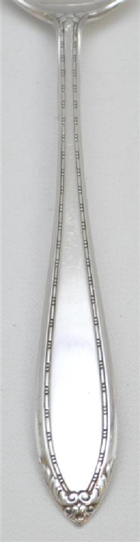 5 STERLING SILVER SPOONS - LADY BETTY - 4