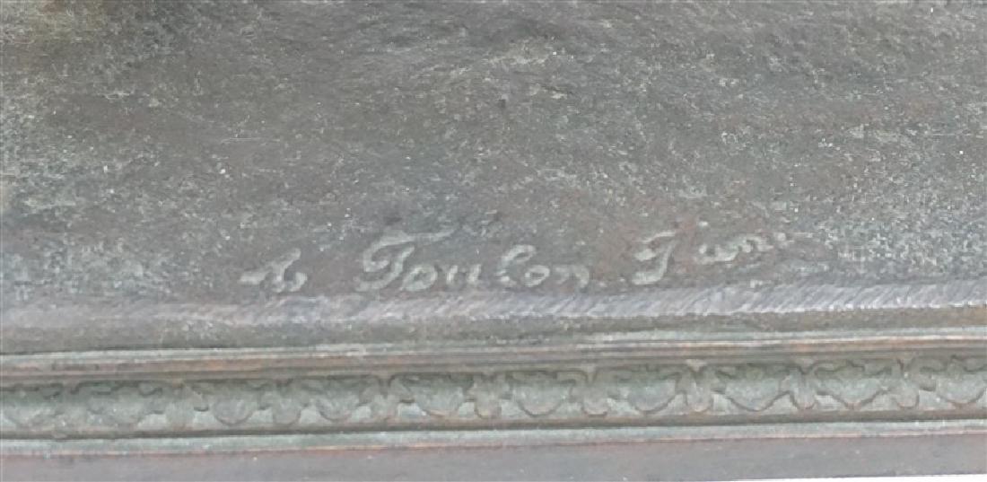 BRONZED JOAN OF ARC - FREMIET - 6