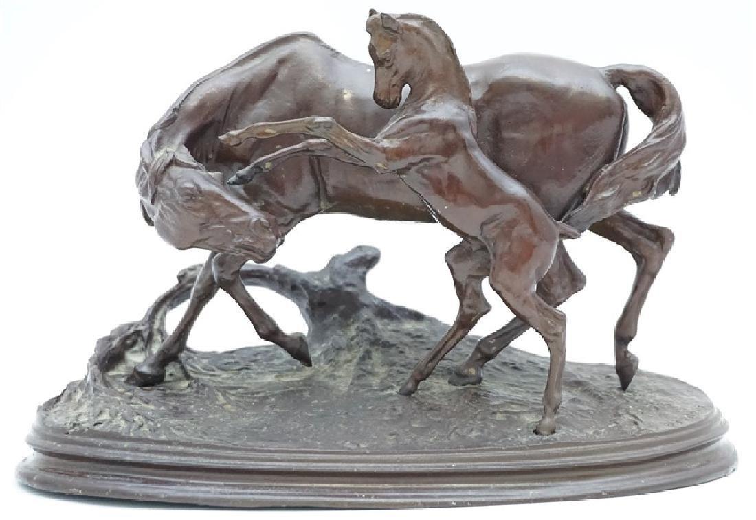 PIERRE-JULES MENE (FRENCH, 1810-1879) BRONZE