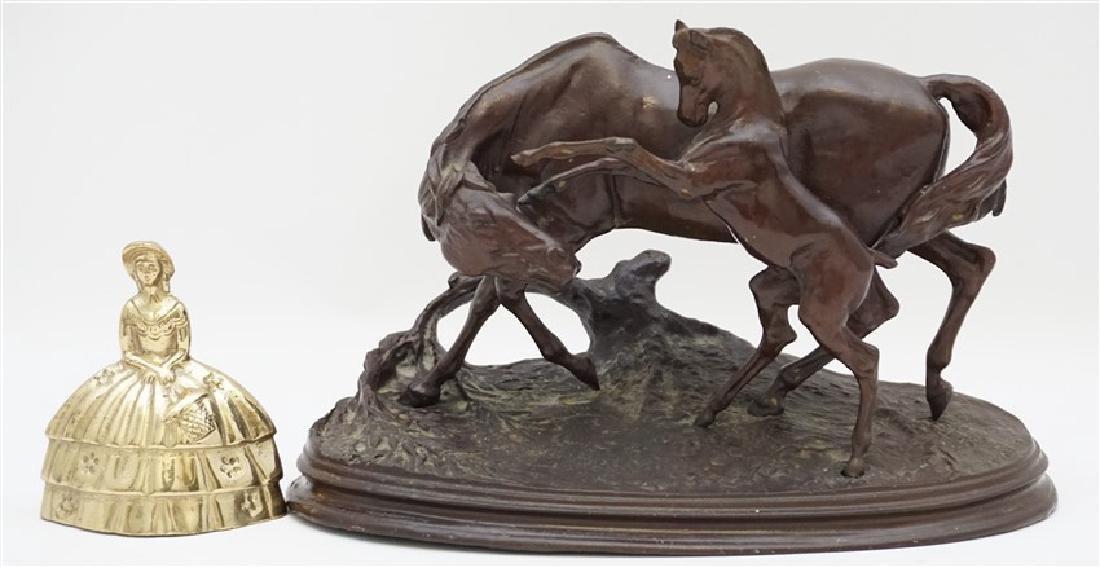 PIERRE-JULES MENE (FRENCH, 1810-1879) BRONZE - 8