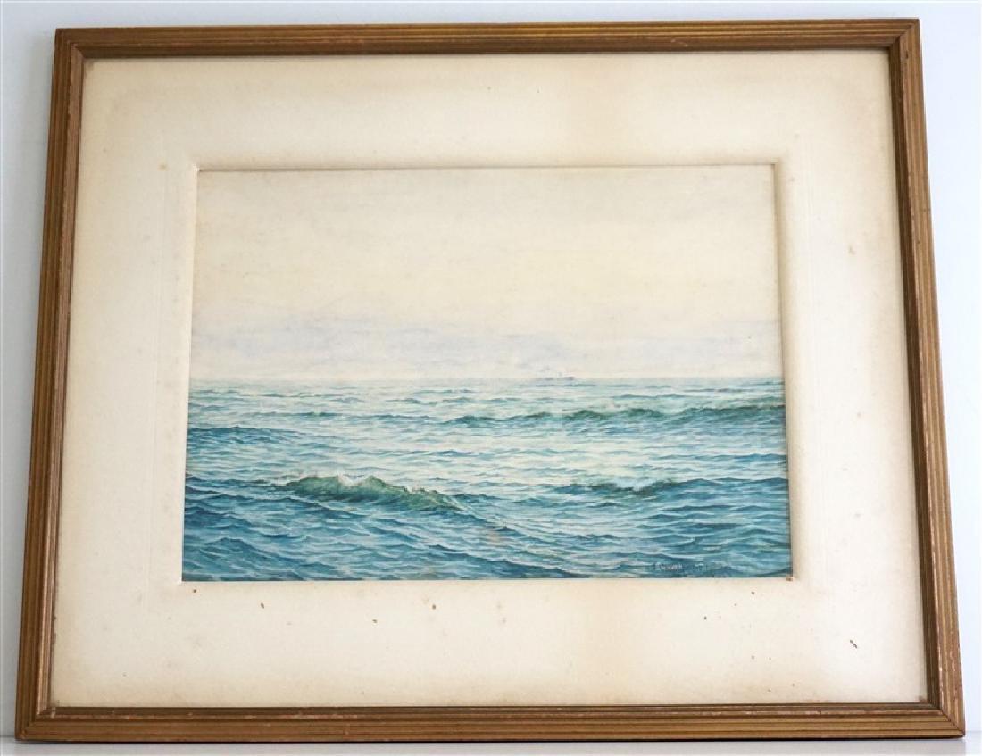 JOHN CAMPBELL PHILLIPS (1873-1949) WATERCOLOR - 2