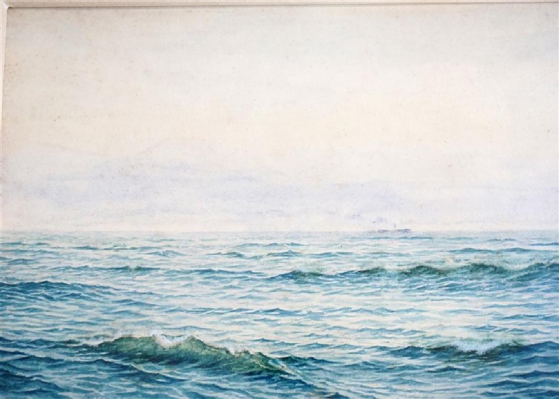 JOHN CAMPBELL PHILLIPS (1873-1949) WATERCOLOR - 6
