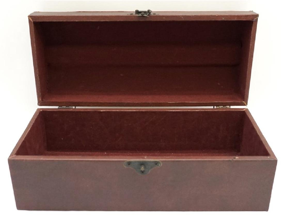 MAITLAND SMITH LEATHER BOX - 4