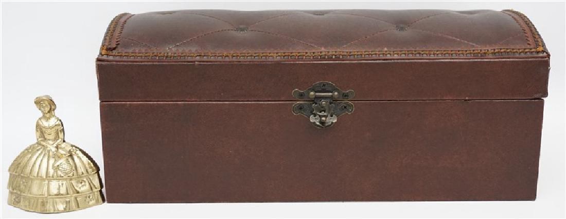 MAITLAND SMITH LEATHER BOX - 9