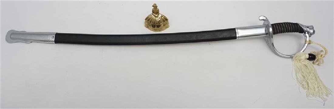 USMC OFFICER DRESS UNIFORM SWORD - 9