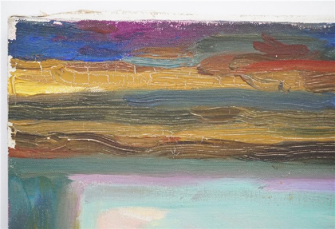 GASPAR ANNI FELEKINE (1902-1992) OIL STILL LIFE - 8
