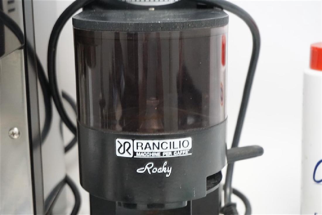 RANCILIO SILVIA ESPRESSO WITH ROCKY GRINDER - 3