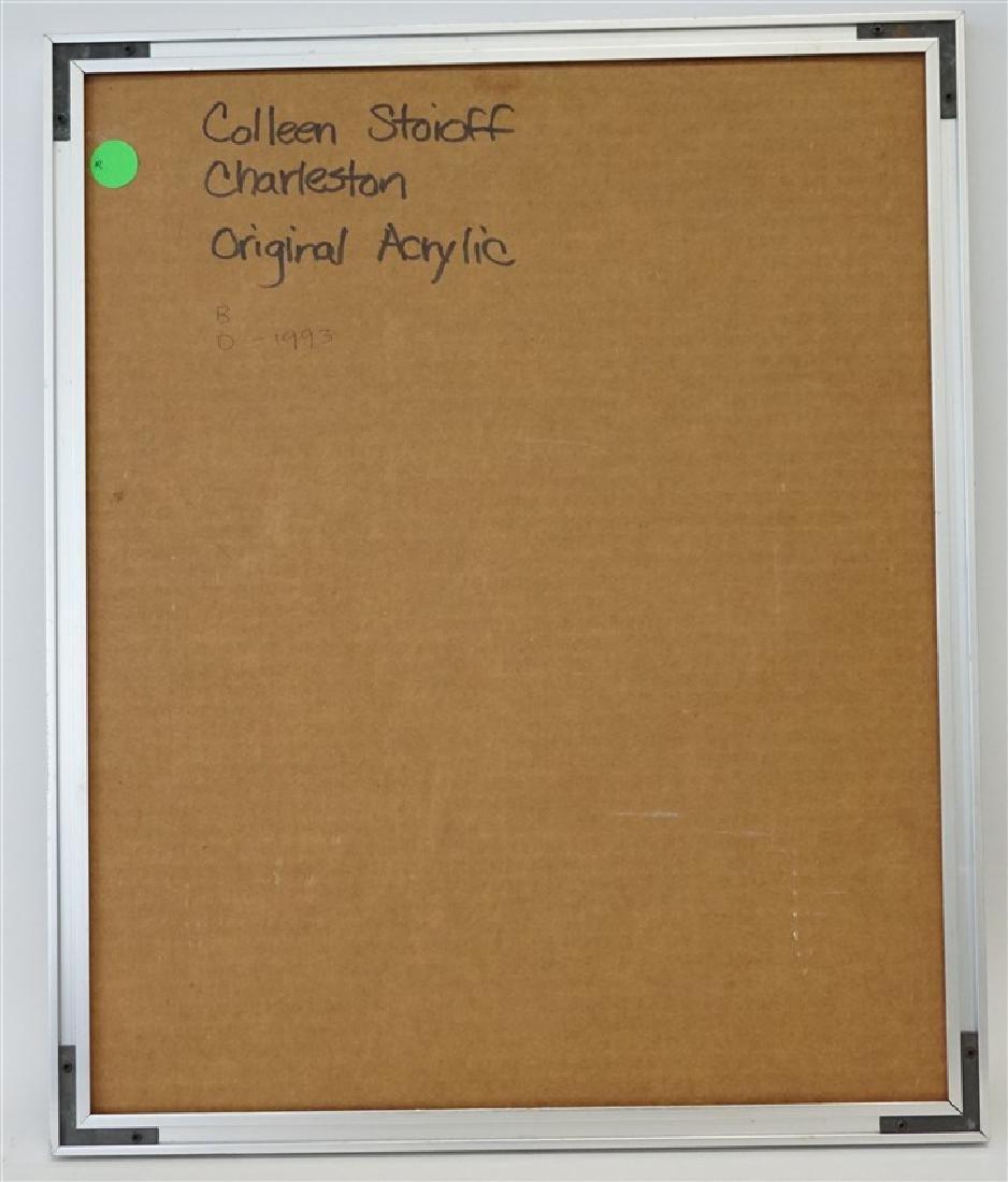 COLEEN COOPER STOIOFF (1926-1993) ORIGINAL - 6