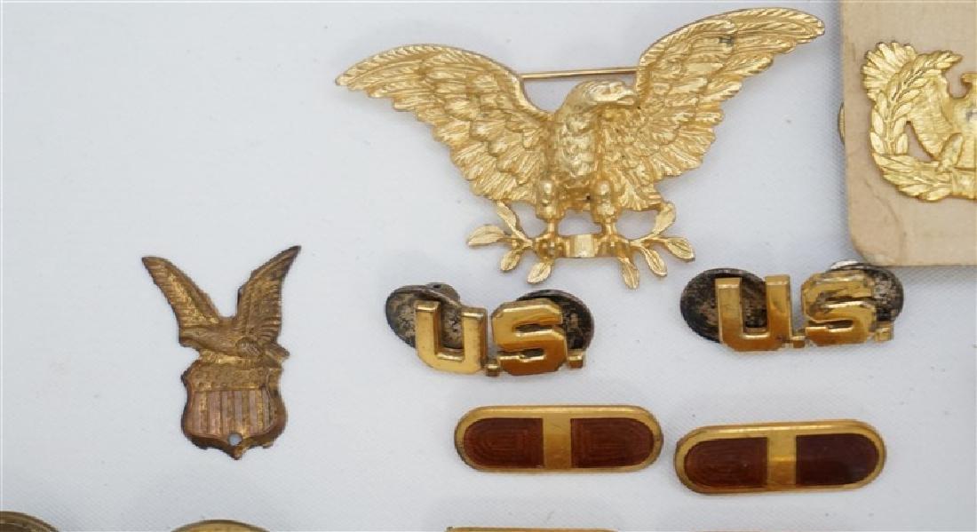 25 pc CIVIL WAR - WWI -WWII MILITARIA COLLECTIBLES - 4