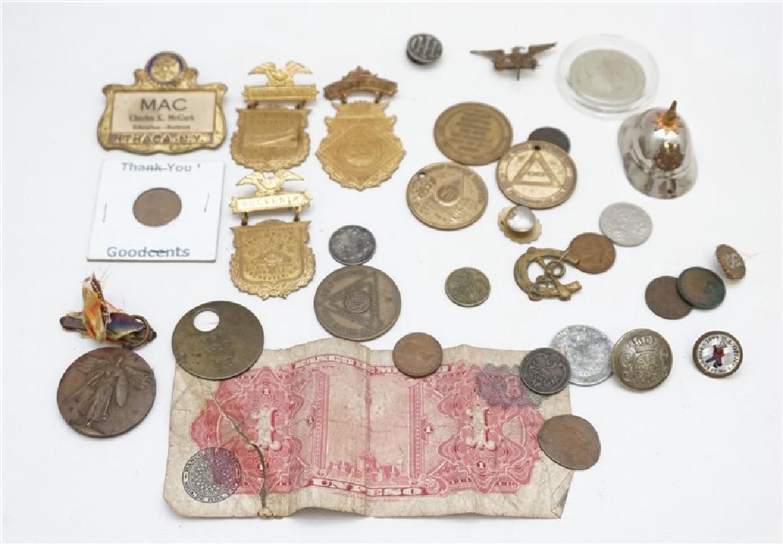 DEALER LOT - COINS - BRONZE - MISC