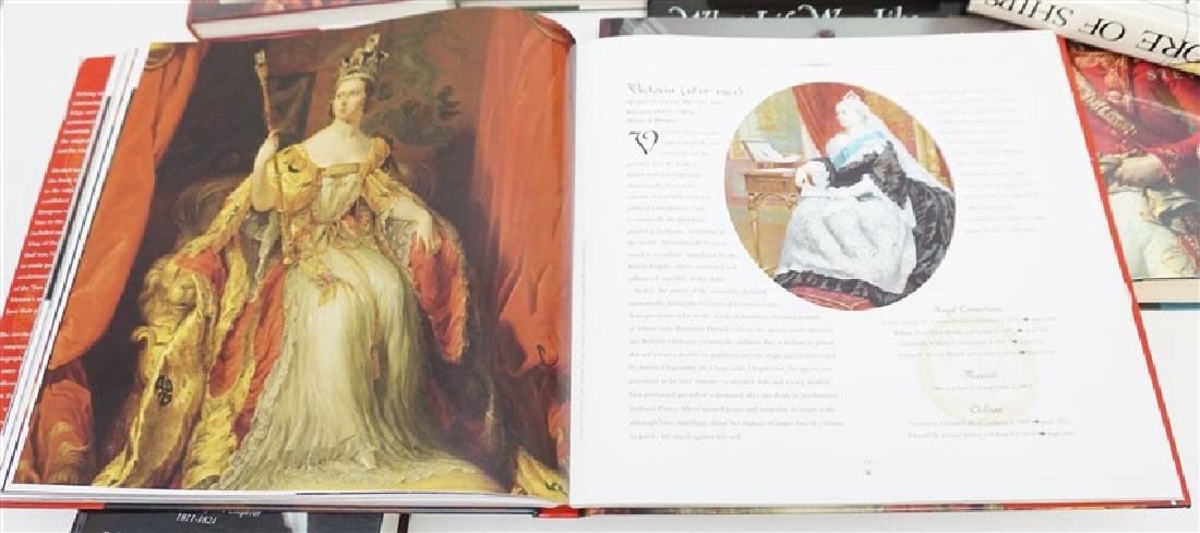 12 COLLECTIBLE BOOKS - NAPOLEON - ROYALTY - 5