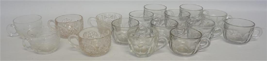 16 EAPG PUNCH CUPS