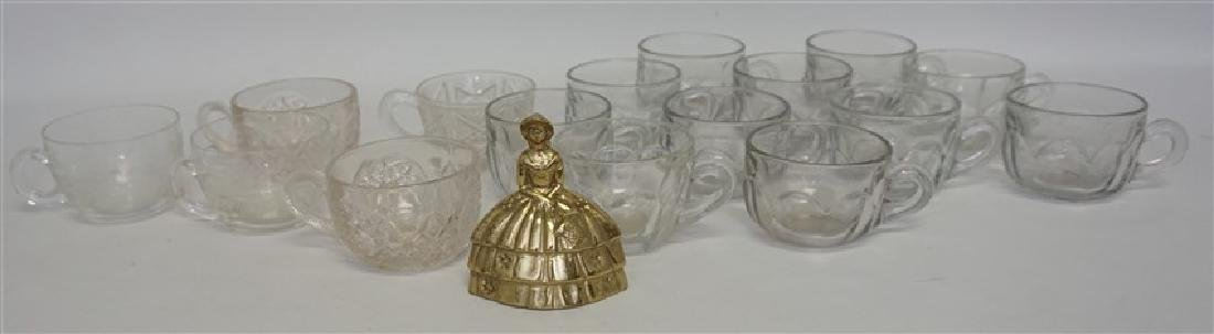 16 EAPG PUNCH CUPS - 7