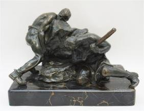 Large Bruno Zach Bronze Group