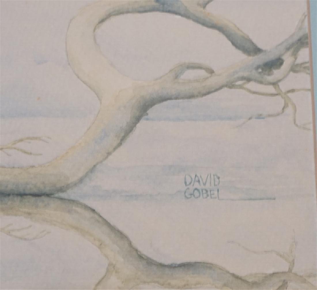 LOWCOUNTRY WATERCOLOR DAVID GOBEL - 3