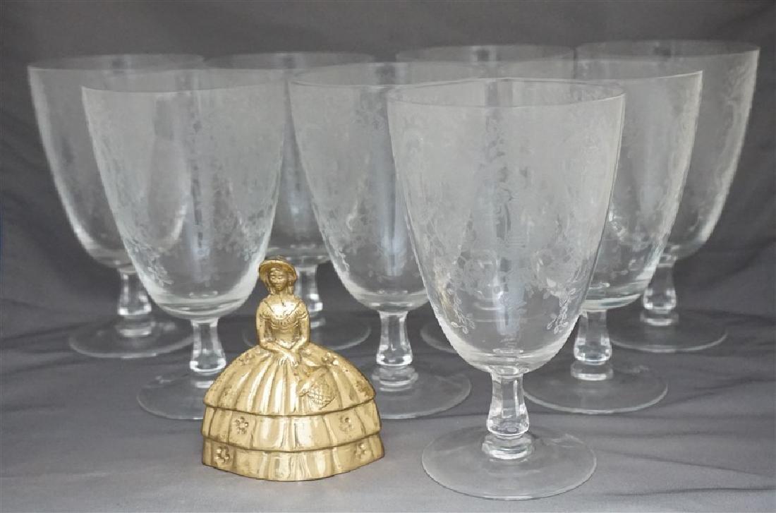 8 GLASTONBURY BRIDAL BOUQUET ICE TEAS - 5
