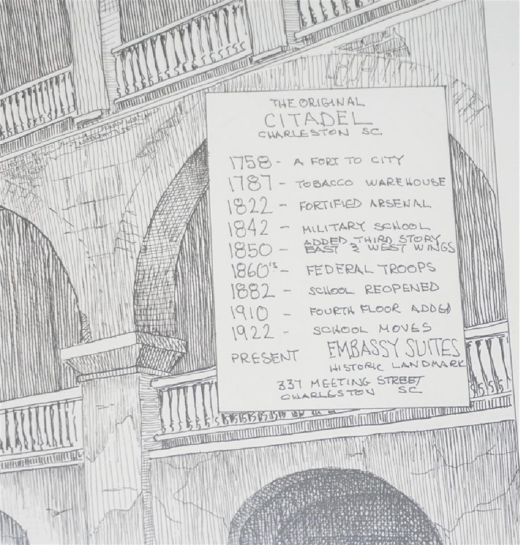 ORIGINAL CITADEL BOB GRENKO PEN & INK - 4