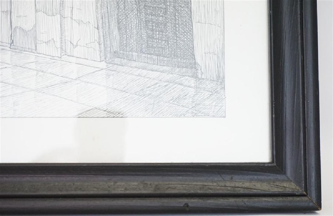 ORIGINAL CITADEL BOB GRENKO PEN & INK - 5
