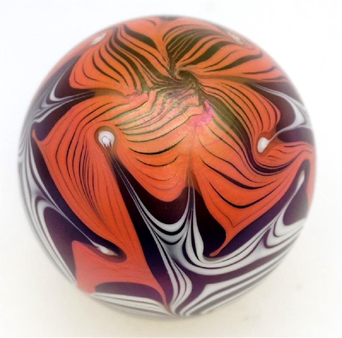 VANDERMARK PULLED FEATHER PAPERWEIGHT - 2