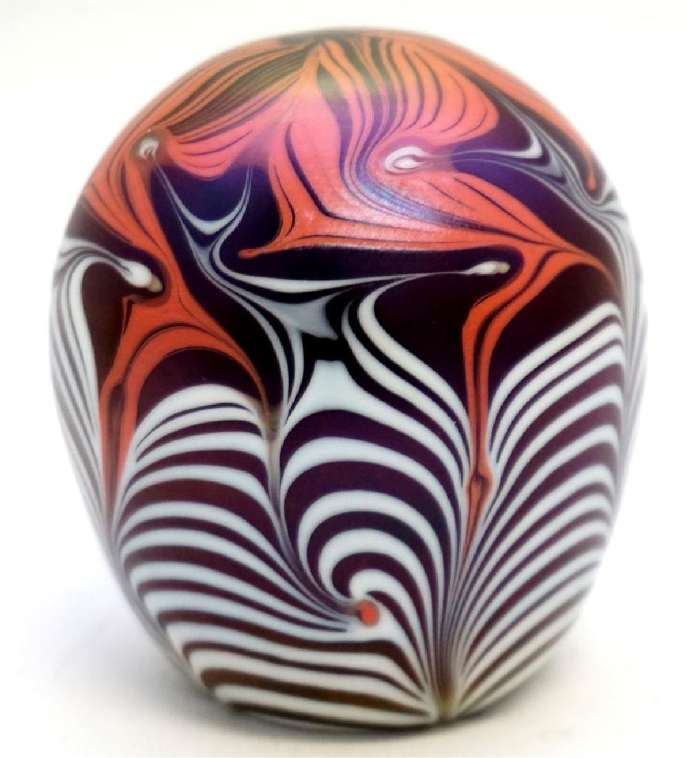 VANDERMARK PULLED FEATHER PAPERWEIGHT - 4