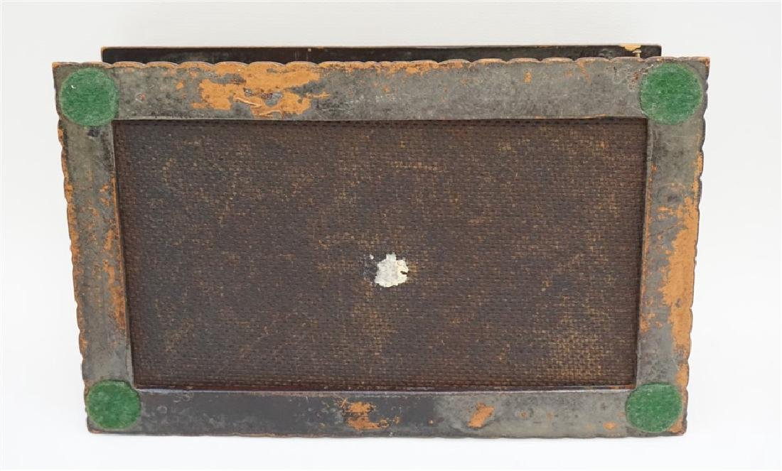 VANDERMARK PULLED FEATHER PAPERWEIGHT - 9