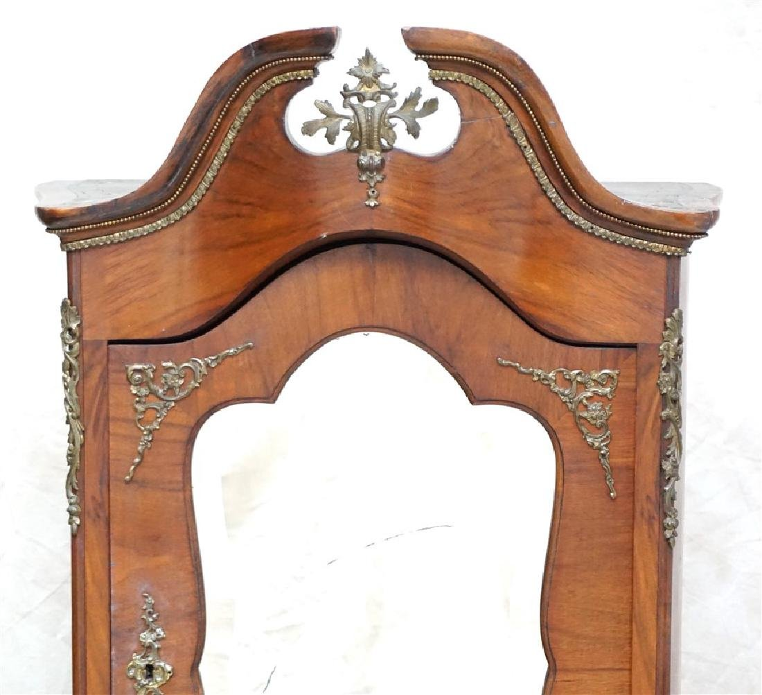 ANTIQUE FRENCH LADIES CABINET - 2