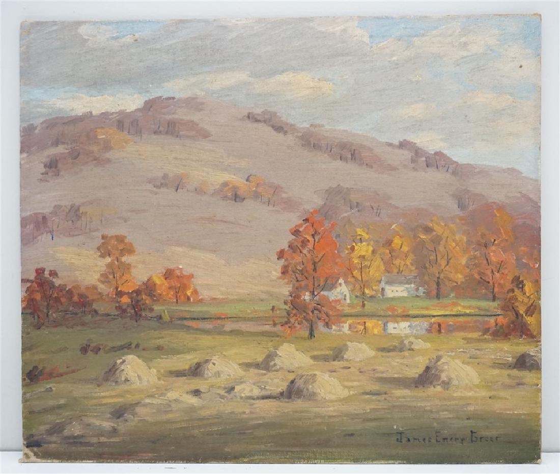 JAMES EMERY GREER (1848-1990) LANDSCAPE