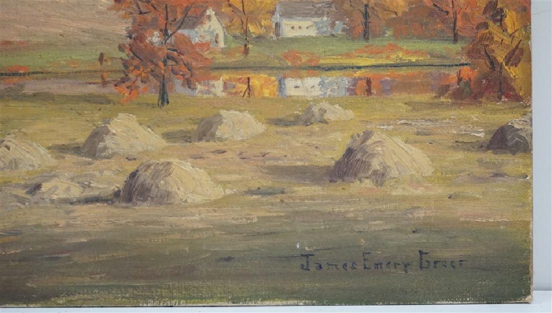JAMES EMERY GREER (1848-1990) LANDSCAPE - 2