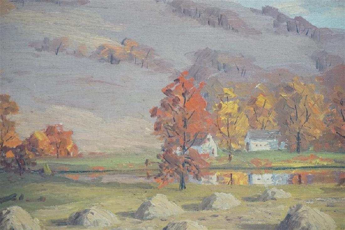 JAMES EMERY GREER (1848-1990) LANDSCAPE - 3