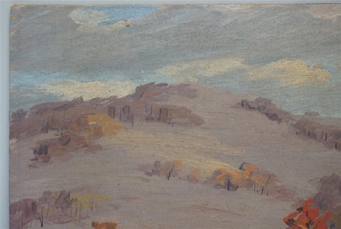 JAMES EMERY GREER (1848-1990) LANDSCAPE - 5
