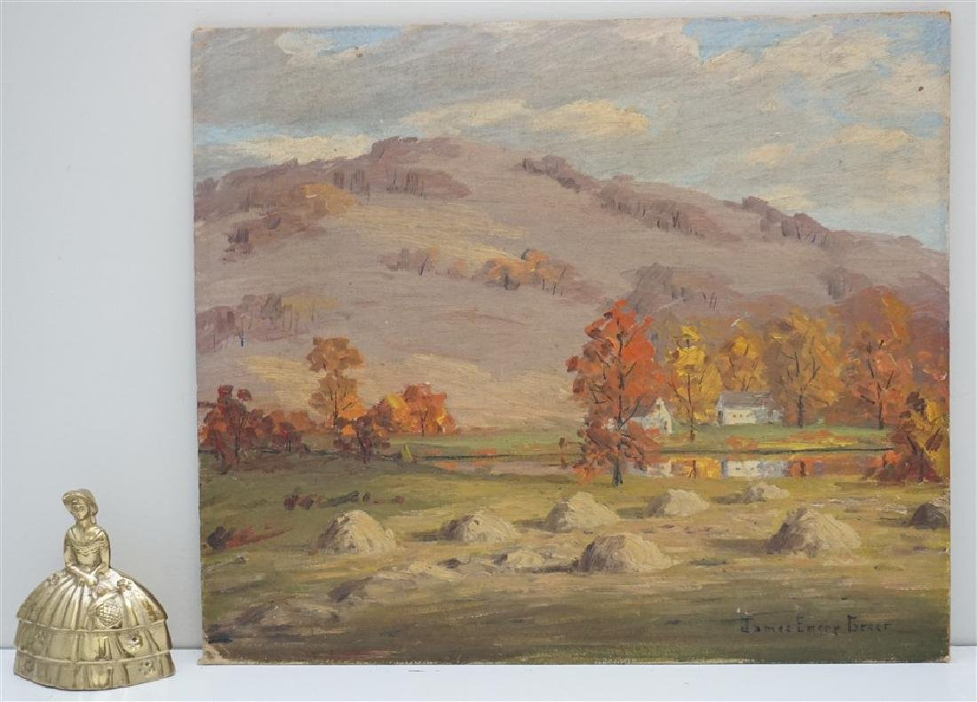 JAMES EMERY GREER (1848-1990) LANDSCAPE - 6