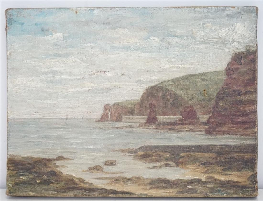 ARTHUR BEVIN COLLIER (1832-1908) COAST