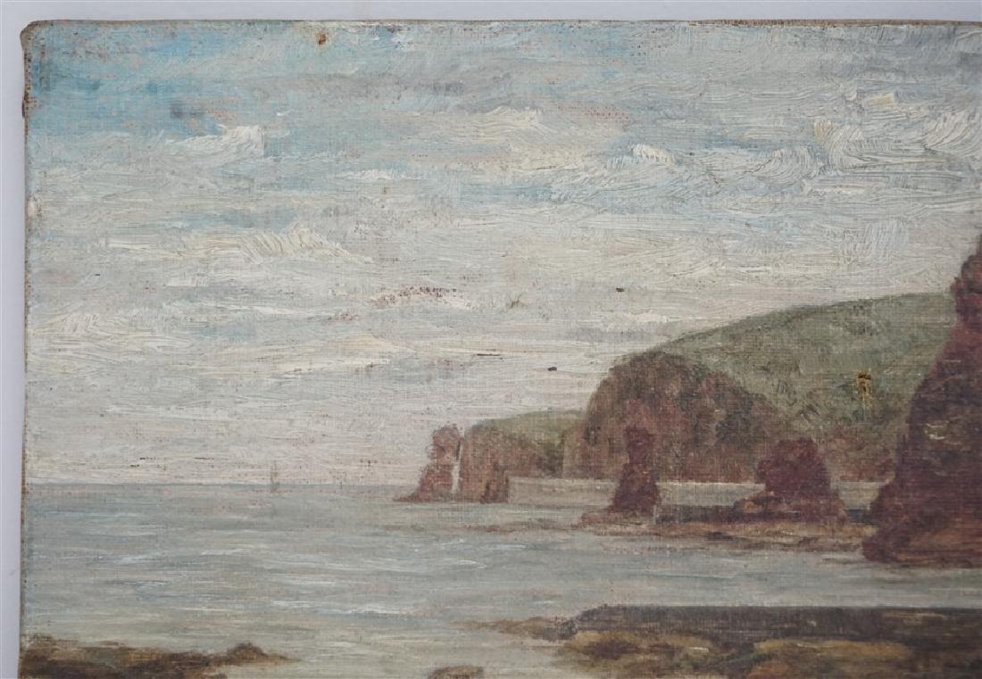 ARTHUR BEVIN COLLIER (1832-1908) COAST - 3
