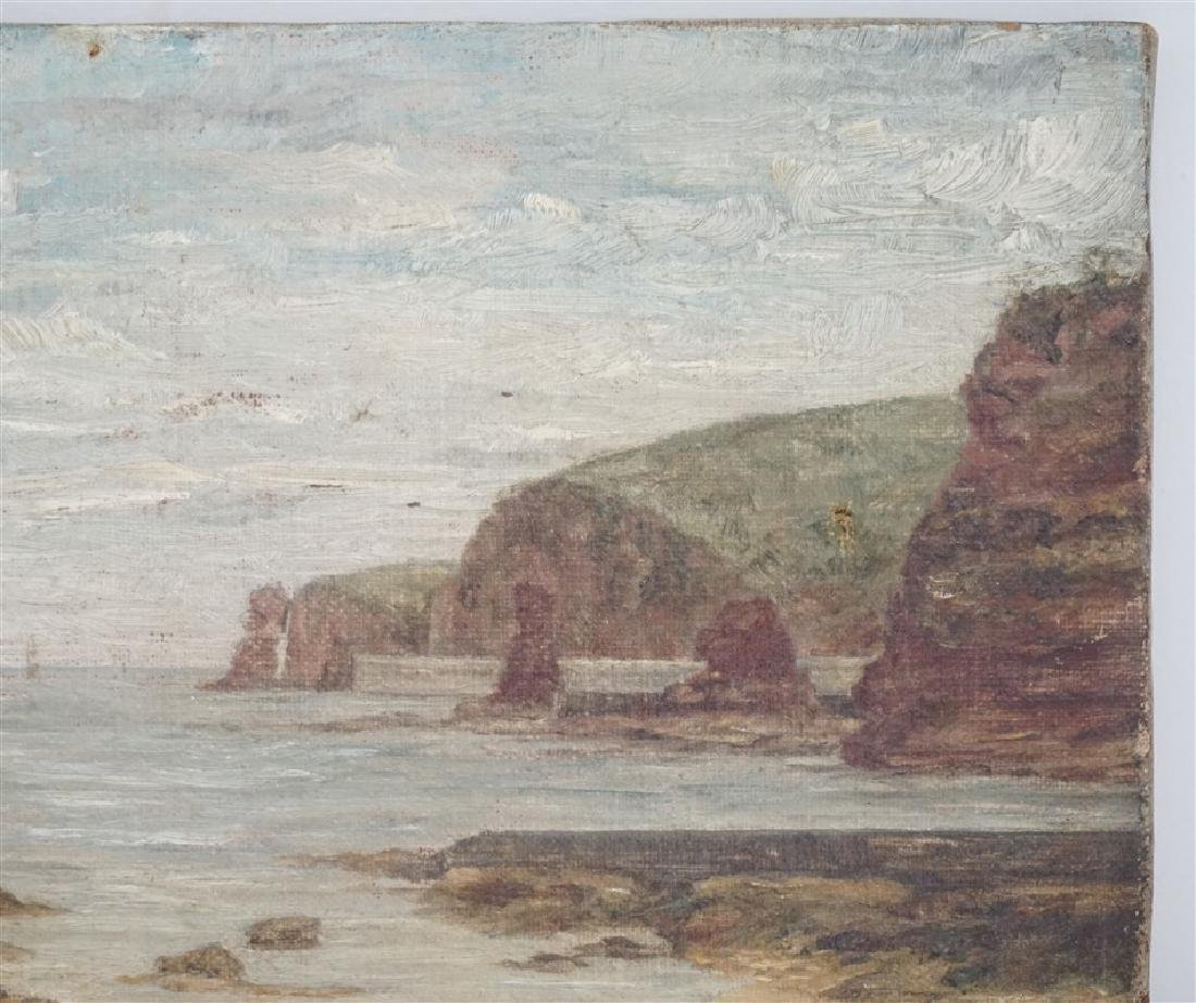 ARTHUR BEVIN COLLIER (1832-1908) COAST - 4
