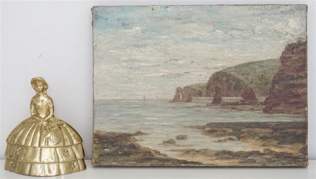 ARTHUR BEVIN COLLIER (1832-1908) COAST - 5
