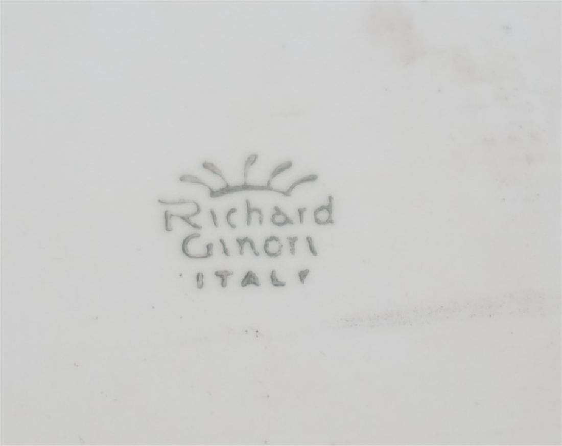 RICHARD GINORI BLUE URN TRAY - 6
