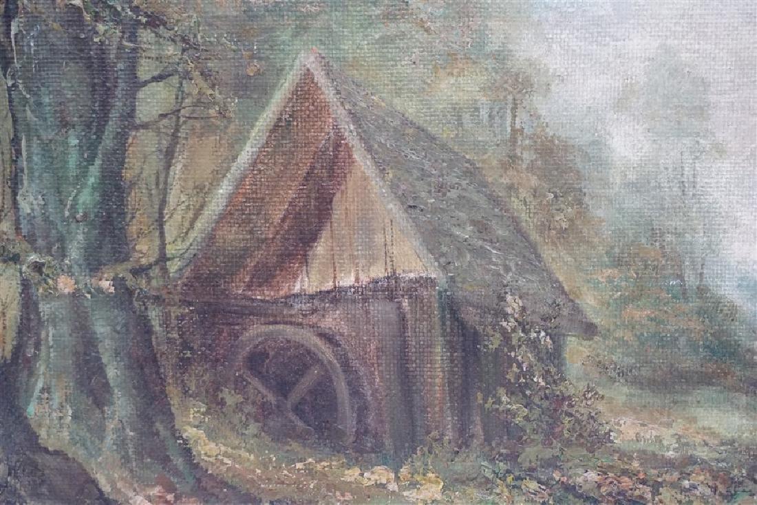WILHELM BRAUER (b.1924) LANDSCAPE - 3