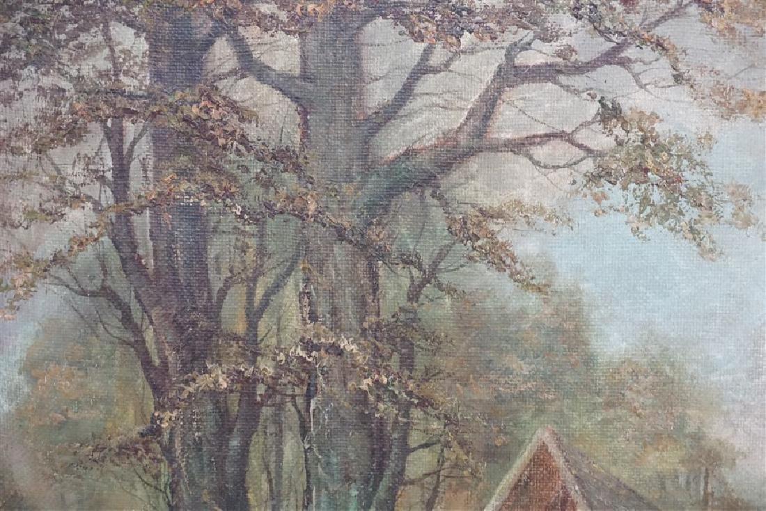 WILHELM BRAUER (b.1924) LANDSCAPE - 6
