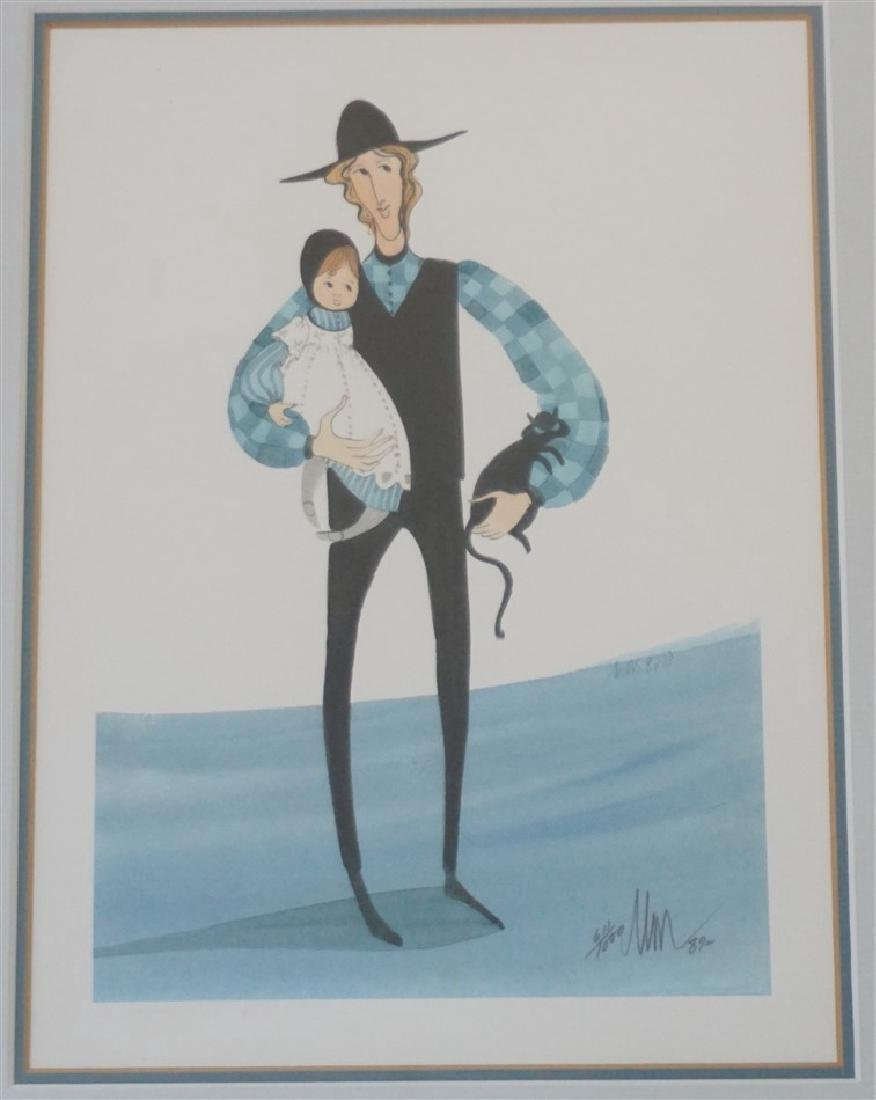 IN DADS ARMS - P. BUCKLEY MOSS - 2