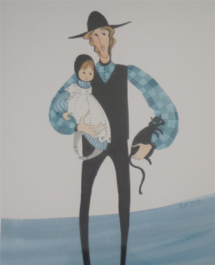 IN DADS ARMS - P. BUCKLEY MOSS - 4