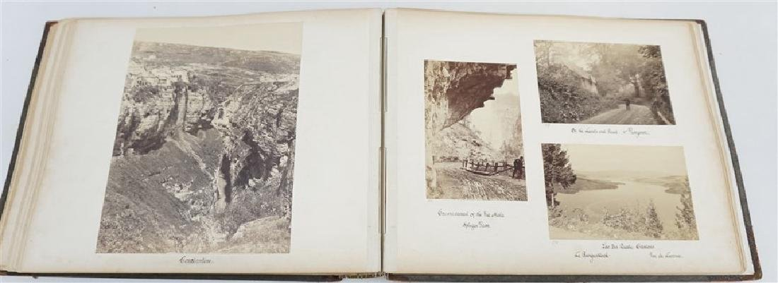 19TH C. FELIX REIFSCHNEIDER PHOTO ALBUM - 9