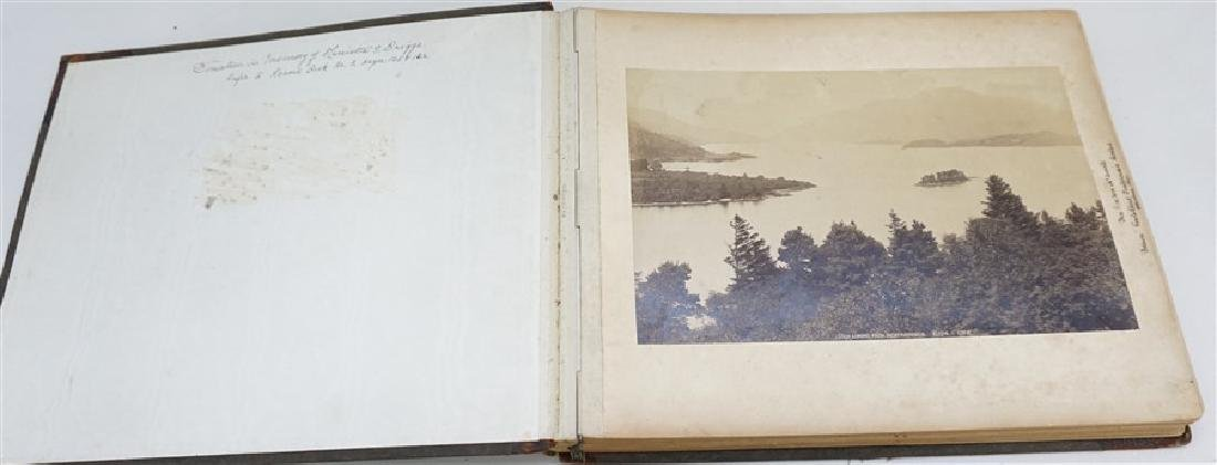 19TH C. FELIX REIFSCHNEIDER PHOTO ALBUM - 2