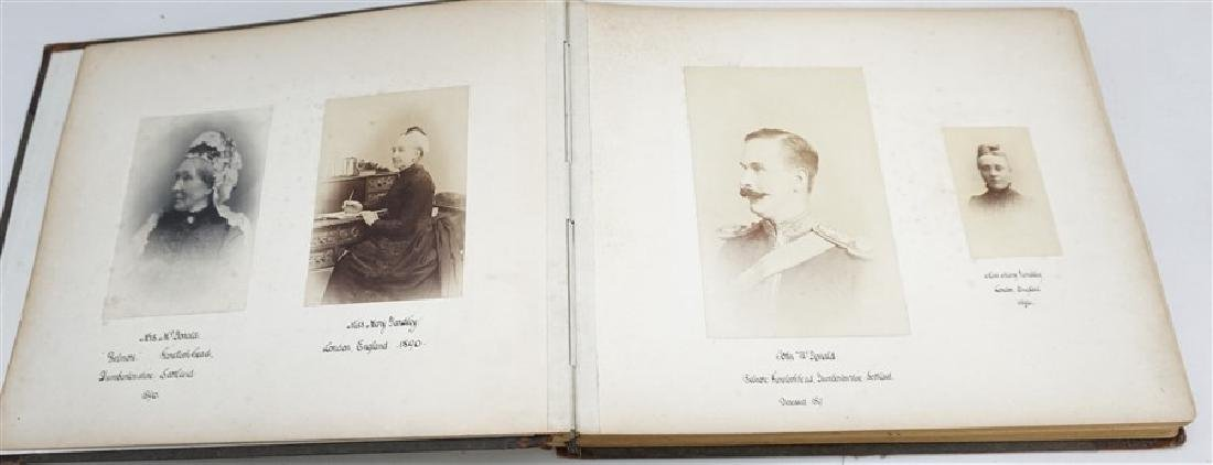 19TH C. FELIX REIFSCHNEIDER PHOTO ALBUM - 3